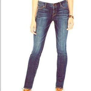 Lucky Brand Lola Skinny Denim  Jeans Size 00